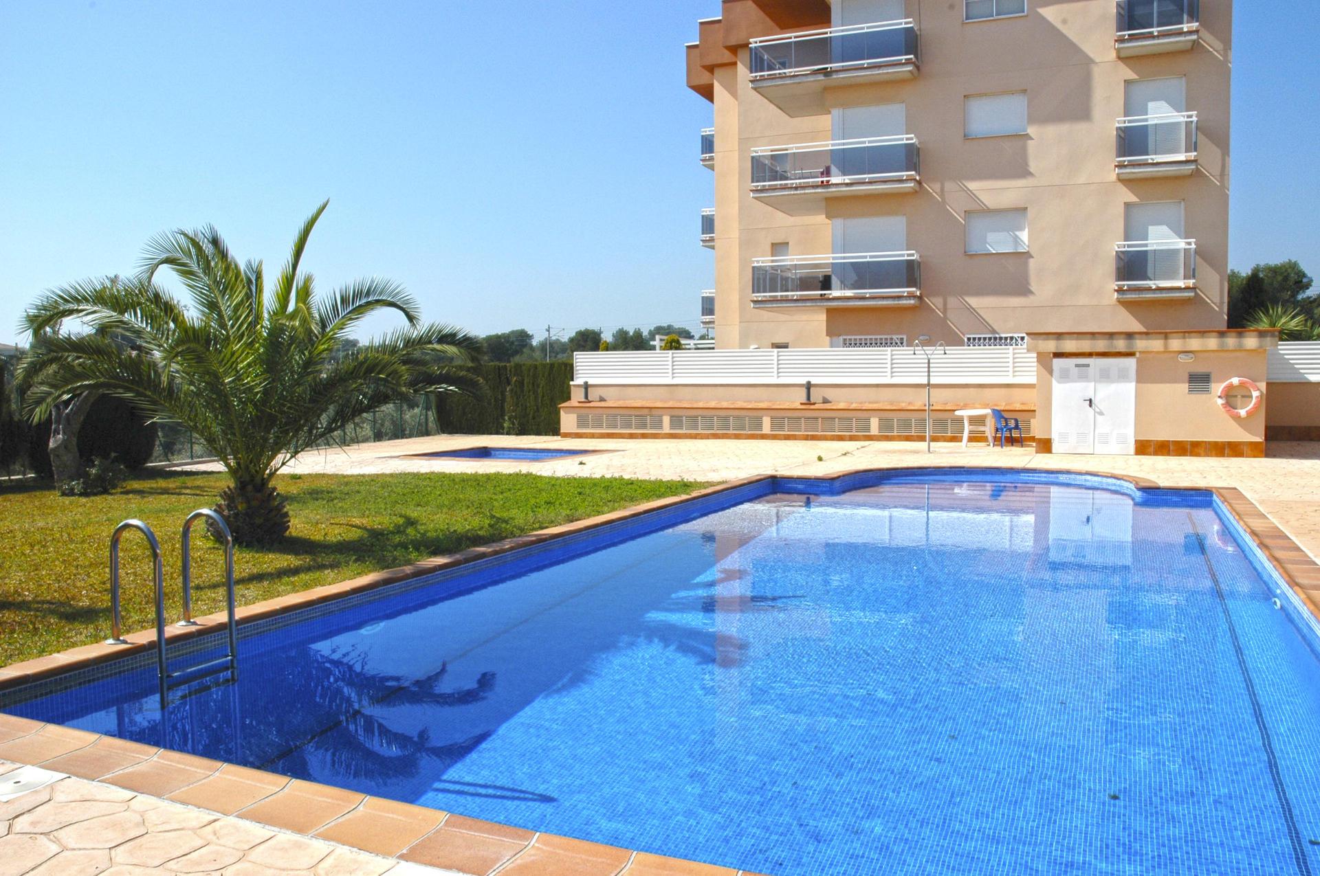 Apartament -                                       El Perelló -                                       2 dormitoris -                                       6 ocupants